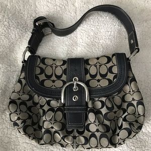 Coach Black purse ❤️